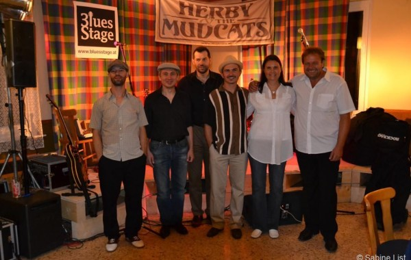 Herby & The Mudcats 8.9.2012