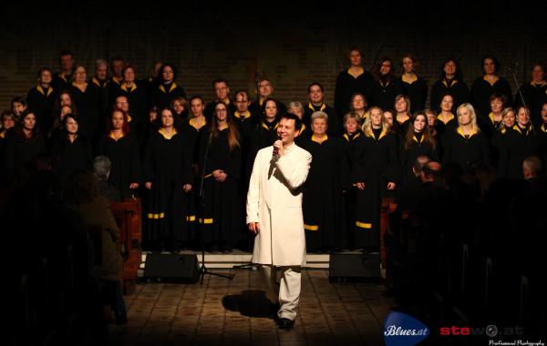23.11.2013, Pernitz, AUT, Longfield Gospel Chor, im Bild // stewo Pictures © 2013, PhotoCredit: stewo Pictures / Stephan Woldron