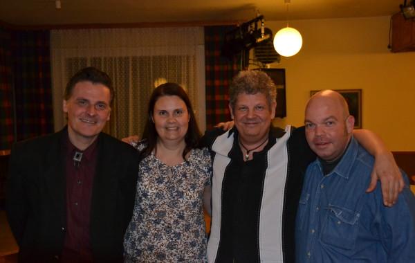Siggi Fassl, Sabine List, Erik Trauner, Stefan Neunteufel, 23.3.2014