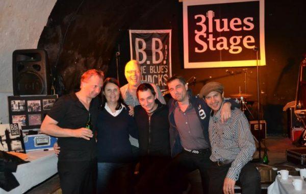 B.B. and The Blues Shacks Jazzkeller