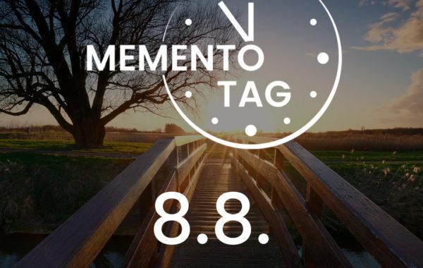 Memento Tag 2020
